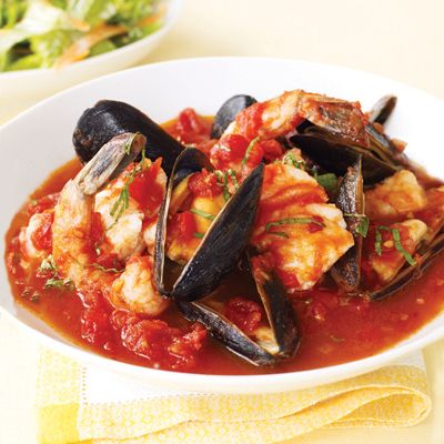 12 Sensational Seafood Stews #seafoodstew