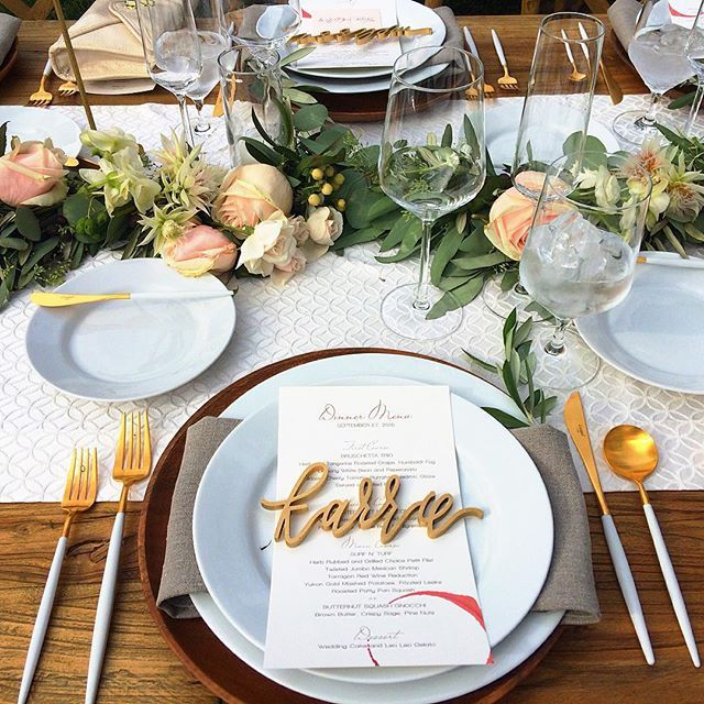 Scenes From a Wine Country Wedding Weekend « Covet Living