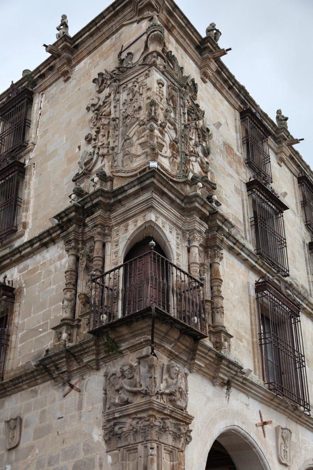 Palacio de los Pizarro, Trujillo. Cáceres. | arquitectura