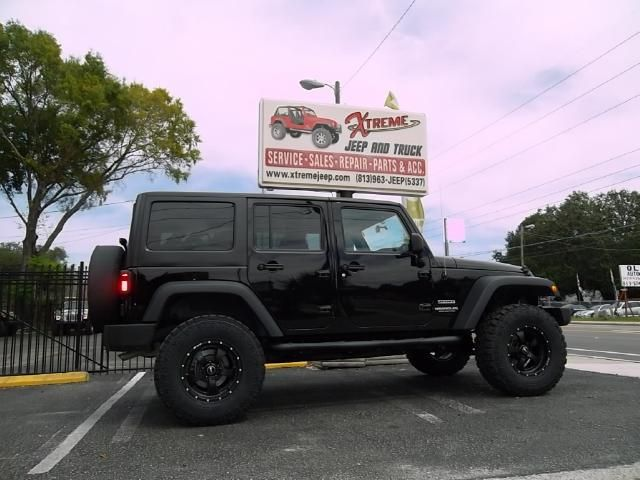 2012 Jeep Wrangler Used Suv Tampa Fl Xtreme Jeep Sales Inc