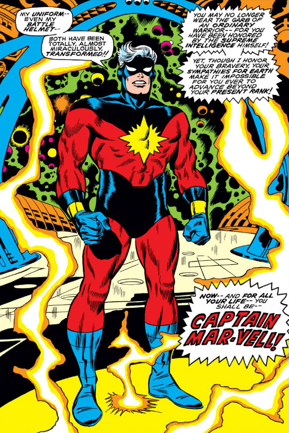 First Red And Blue Suit In Captain Marvel 16 Captain Marvel Costume Captain Marvel Comic Book Panels Find great deals on ebay for captain marvel costume. red and blue suit in captain marvel 16