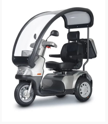 Afikim Afiscooter Breeze S Three Wheel Mobility Scooter