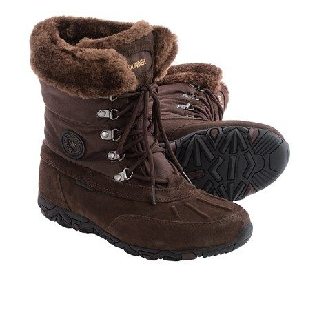 Allrounder by Mephisto West Snow Boots - Waterproof (For Women))