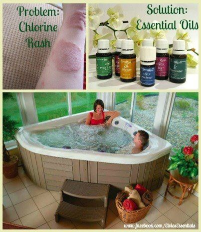 Essential Oils For Hot Tub Maintenance Ditch The Chlorine I