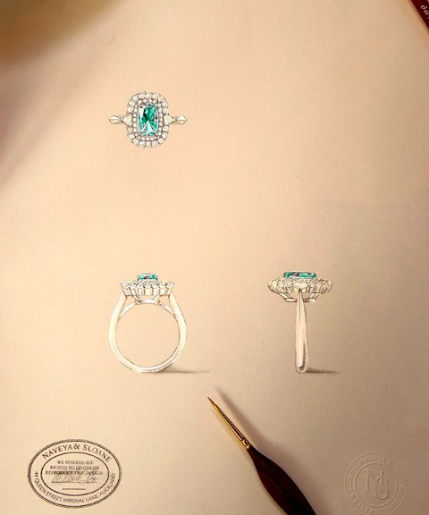 Engagement Rings Auckland: Diamonds, Gemstones Engagement Rings Handcrafted In NZ