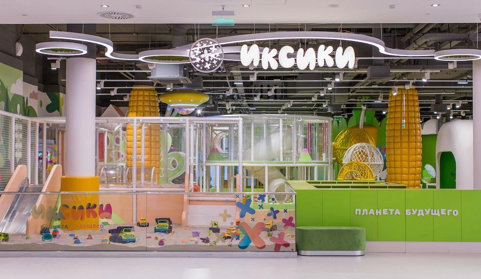 Сеть детский клубов в москве работа в ночных клубах визажист