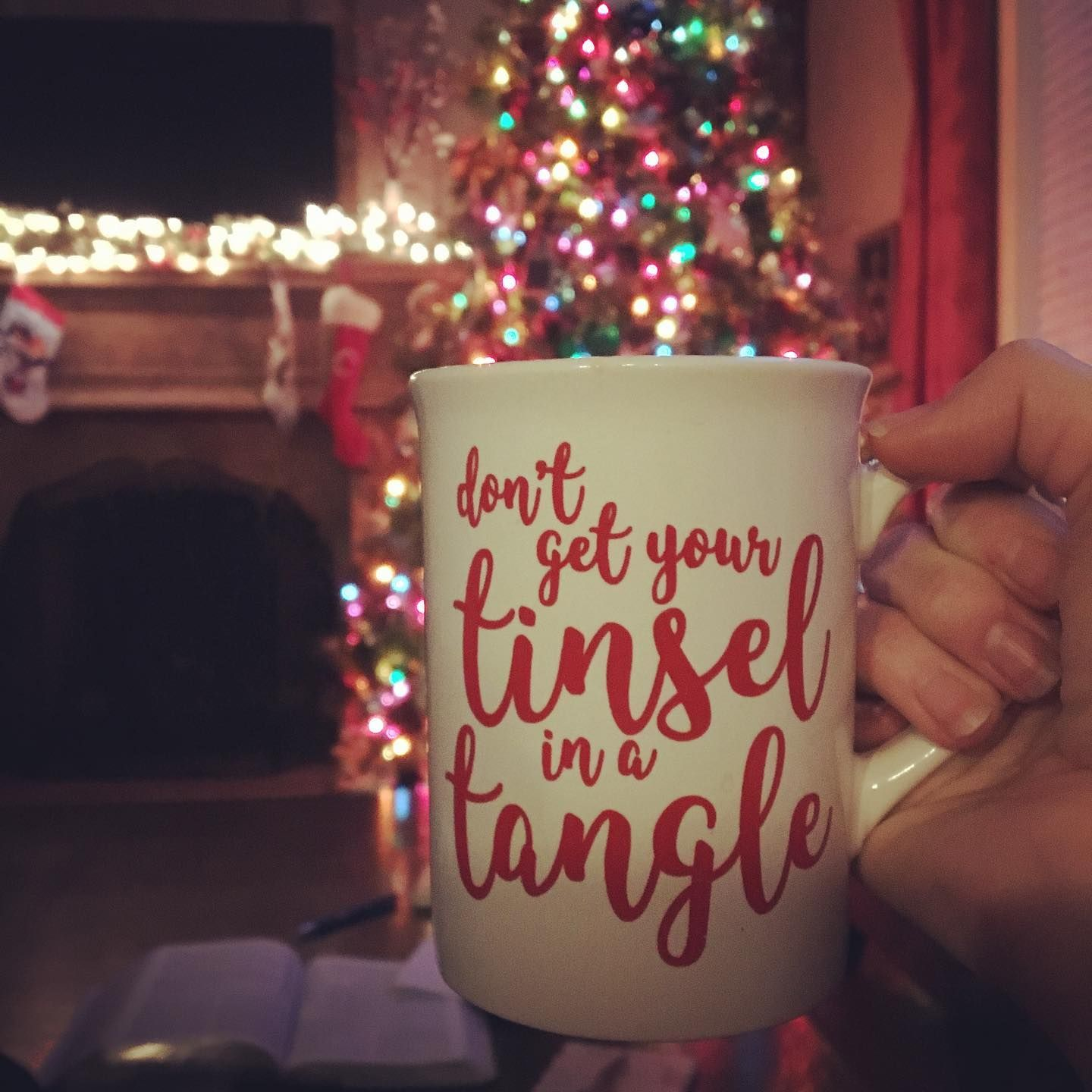 Good Morning I Am Slammed With Orders So Up Early And Coffee D Up How S Your Day Starting Get Er Done In 2020 Christmas Mugs Customized Gifts Custom Engraving