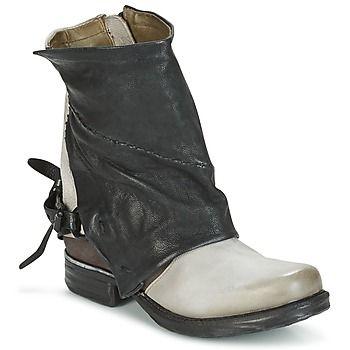 4693c02e61aa84 C'est sûr, cette boot A.S. 98 a un caractère bien trempé ! On aime son  style avec son cuir de qualité à l'aspect froissé, ainsi que le choix de  coloris ...