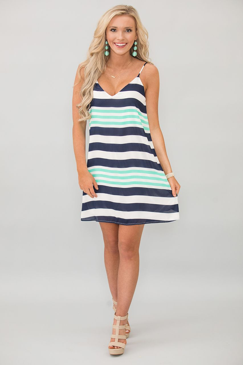 Simply irresistible neon green striped dress neon green pink lily