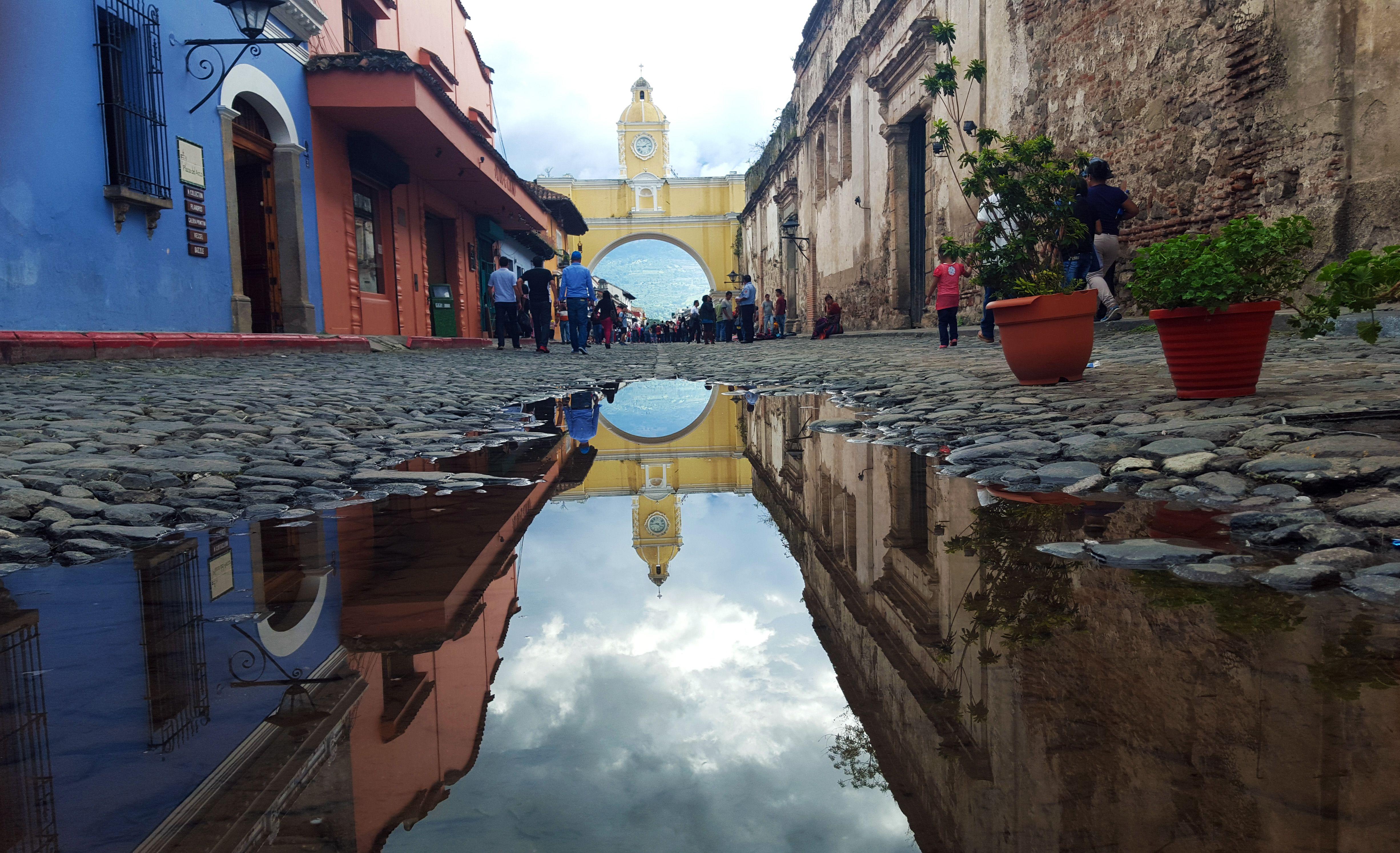 Arco de Santa Catalina  #Guatemala, #Antigua #Guatelinda #VisitGuatemala