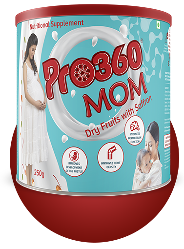 pro360 mom protein powder is the best nutritional supplement for pregnant and breastfeeding