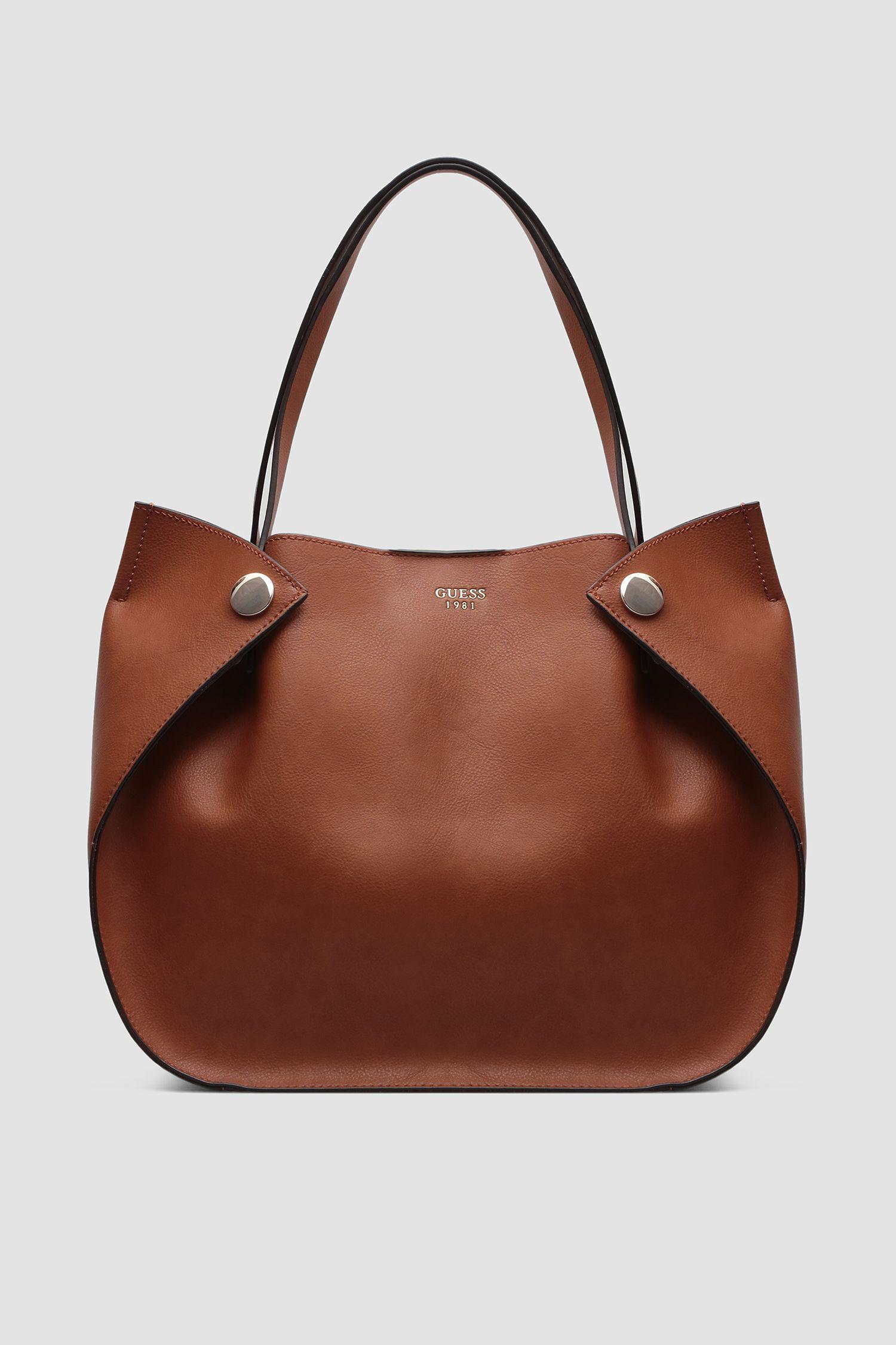 1a896c7140a0 Женская рыжая сумка на плечо от guess 2017 HWVG67.83230;COG для женщин,