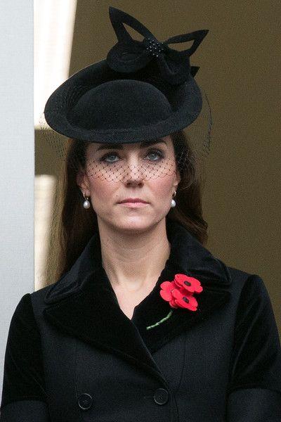 Kate Middleton Photos - The UK Observes Remembrance Sunday - Zimbio