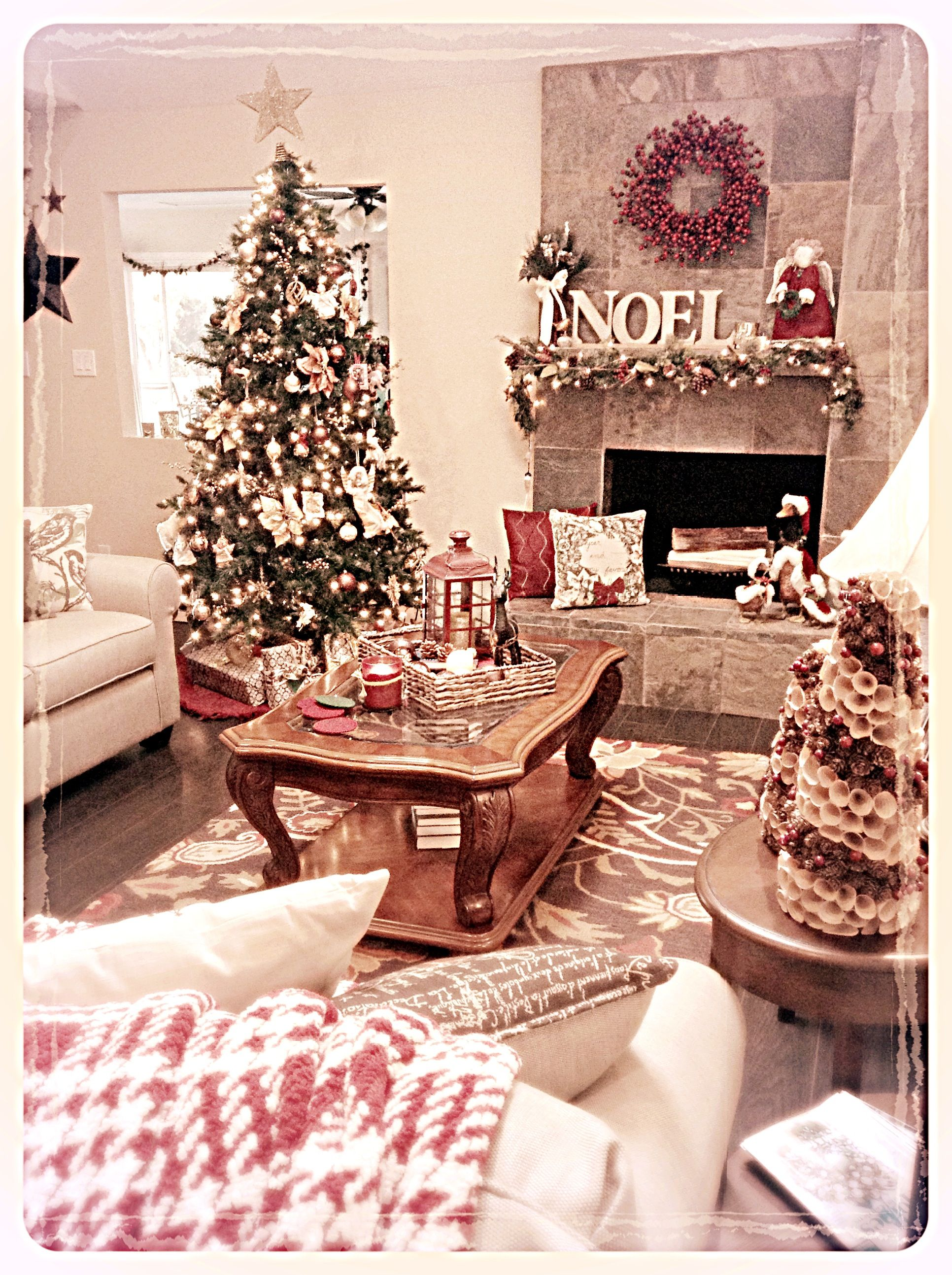 48++ Holiday decorating ideas for living rooms information