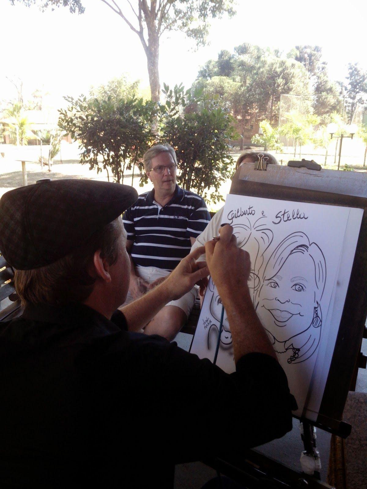 Um diferencial para sua festa ou evento  www.caricaturaslegais.blogspot.com