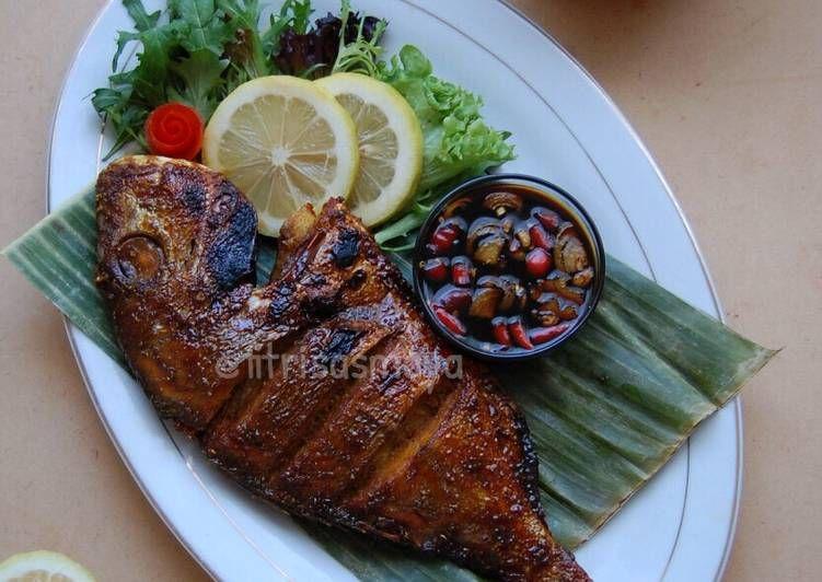 Resep Ikan Bakar Yummy Oleh Fitri Sasmaya Resep Resep Ikan Bakar Makanan Ikan Bakar