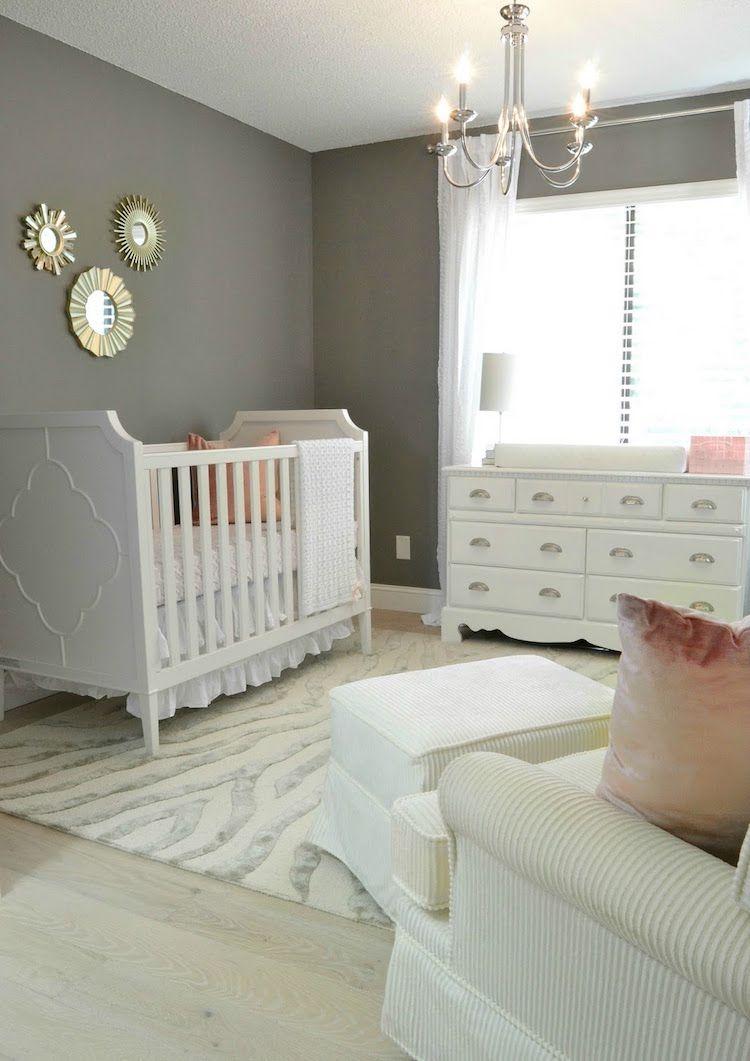 Beleuchtung Im Kinderzimmer 30 Tipps Ideen Zur Gerechten Lichtplanung Baby Jungenzimmer Neutrale Babyzimmer Und Wandfarbe Grau