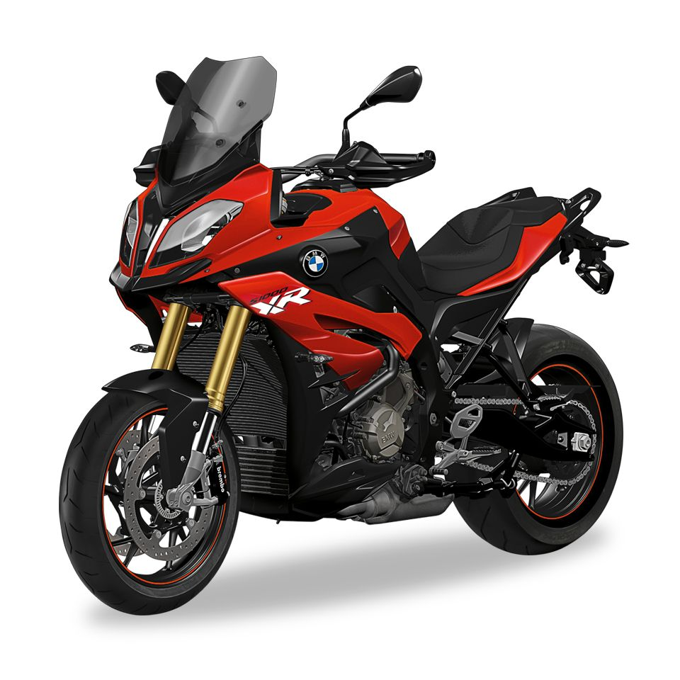 Bmw Sport Bike: Proudly Presenting The New BMW S 1000 XR. The First