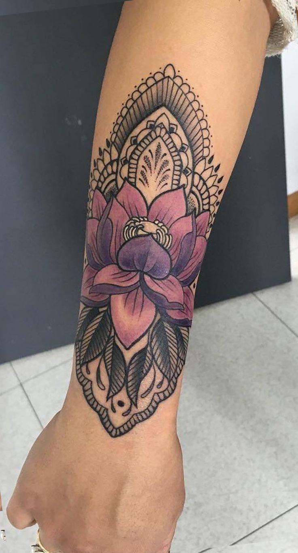 Tattoo Modelle für Frauen | Tattoo ideen unterarm frau
