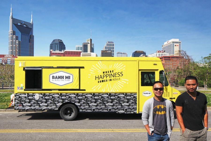 Banh Mi & Roll Factory NFTA Nashville Food Truck
