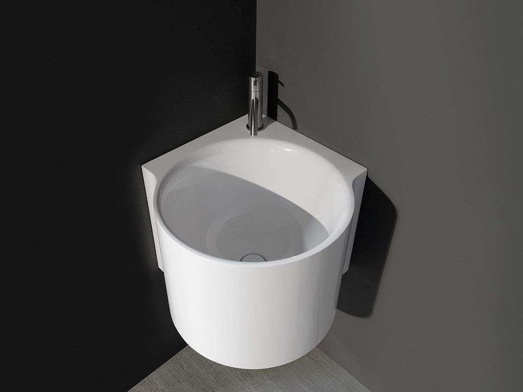 Specchio Per Lavandino Angolare lavabi ad angolo (con immagini) | accessori da bagno