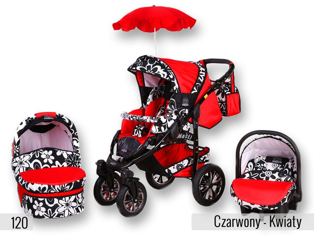 Wozki Dzieciece 3w1 Dla Dziewczynki Lekki Atest 7380742102 Oficjalne Archiwum Allegro Baby Strollers Stroller Children