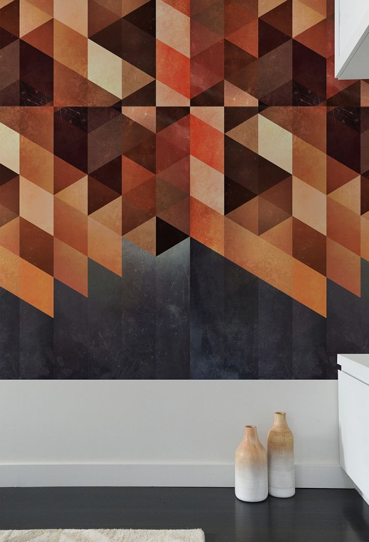 Carrelage mural salle de bains – tendances dans le design   Bilder