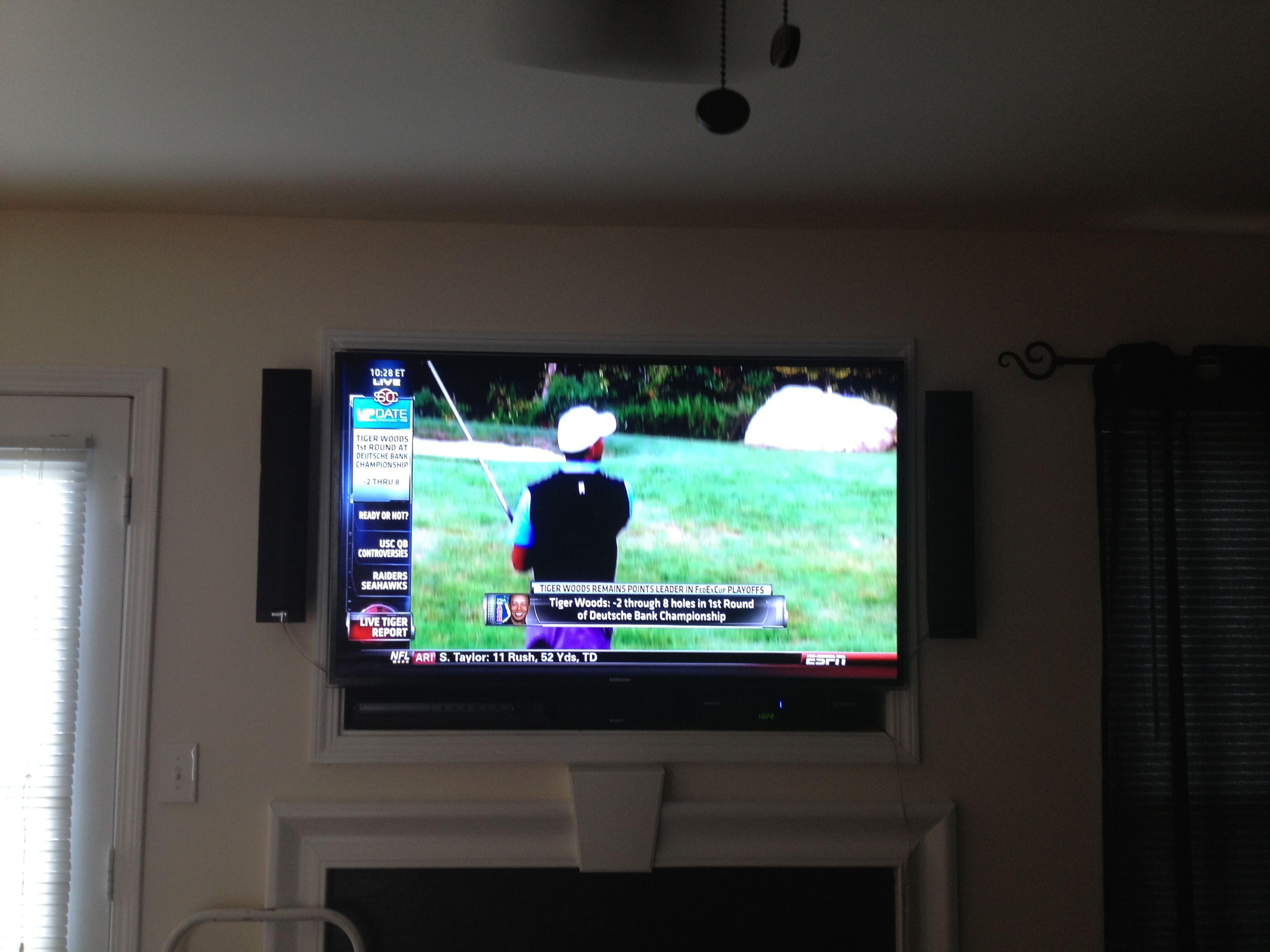 charlotte home theater installation projector surround wiring tv mounting flatscreen tv speaker installation 704 905 2965 [ 3264 x 2448 Pixel ]