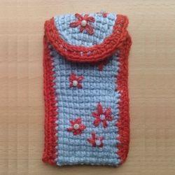 Crochet cellphone cozy patterns