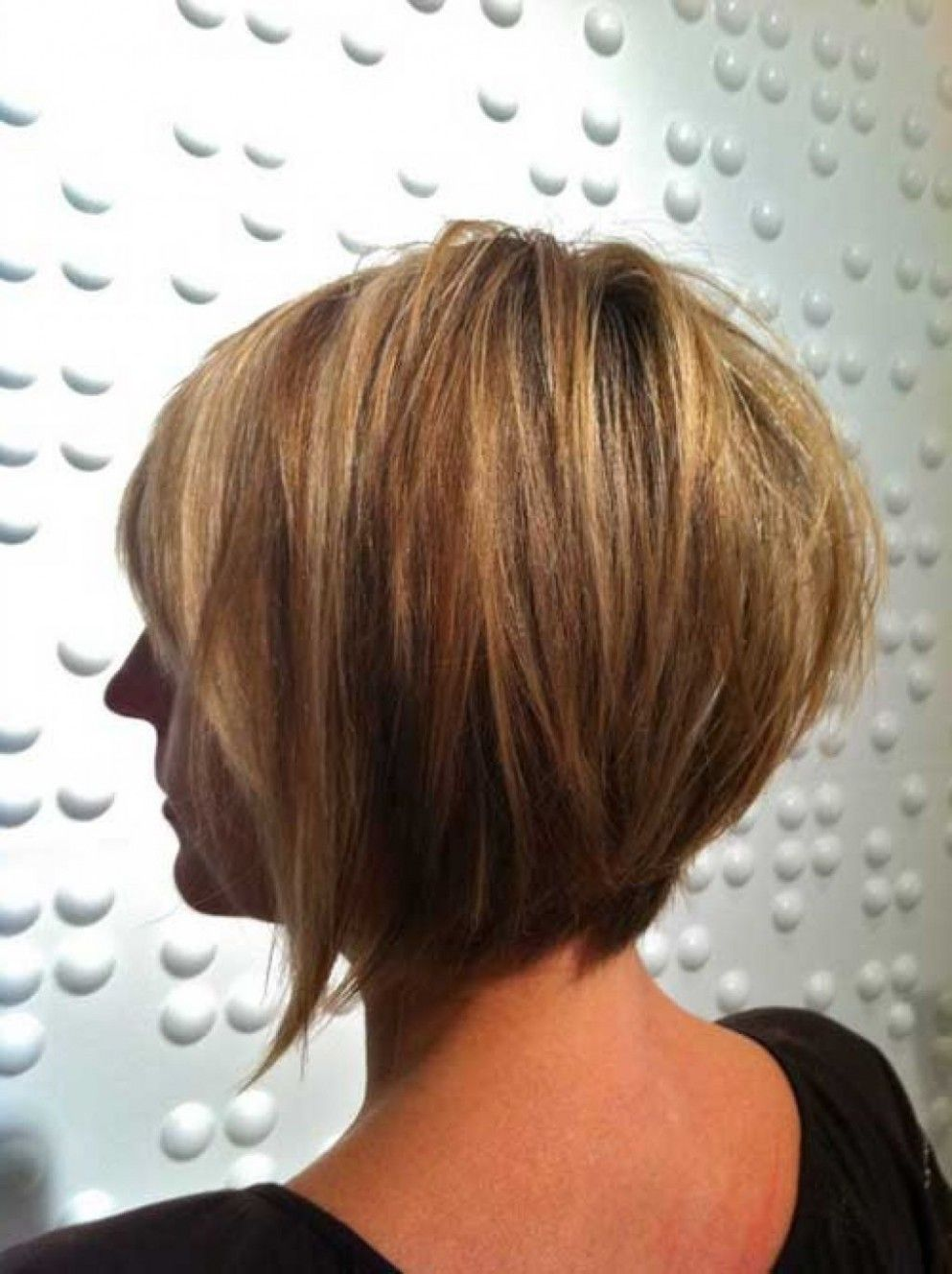 hairstyles from behind 24 best bob hairstyles behind the head coupe de cheveux