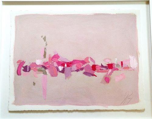 Janie Pinney Acrylic Painting