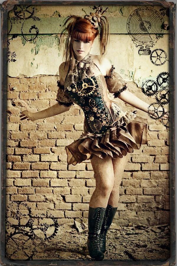 clockwork corset