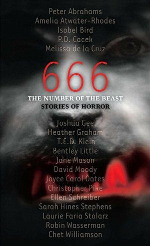 666 The Number Of The Beast Check Out This And Other Horror Books