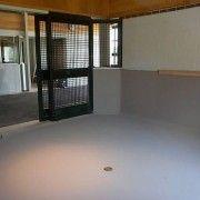 Equine Seamless Flooring Horse Barn Barn Design Barn Stables