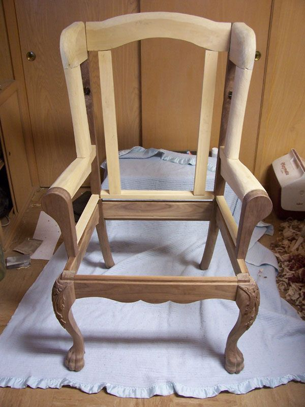 Wingback chair plans  Woodworking Tips Tricks and Plans