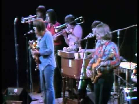 Chicago Live At Tanglewood 07 21 1970 Full Concert Bill