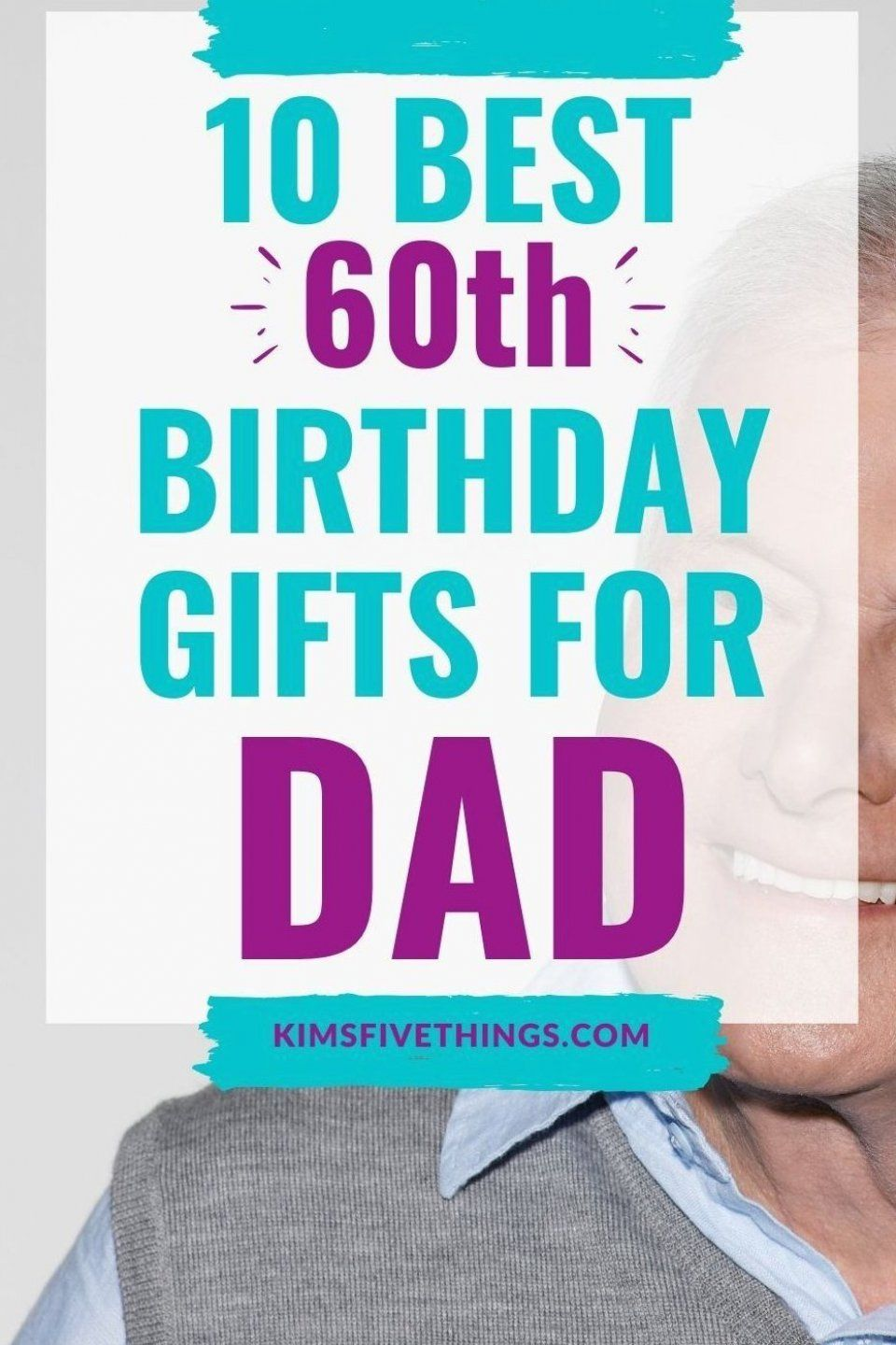 gifts for 60 year old woman who has everything