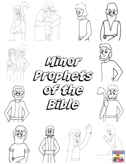 Minor prophets lesson Mystery