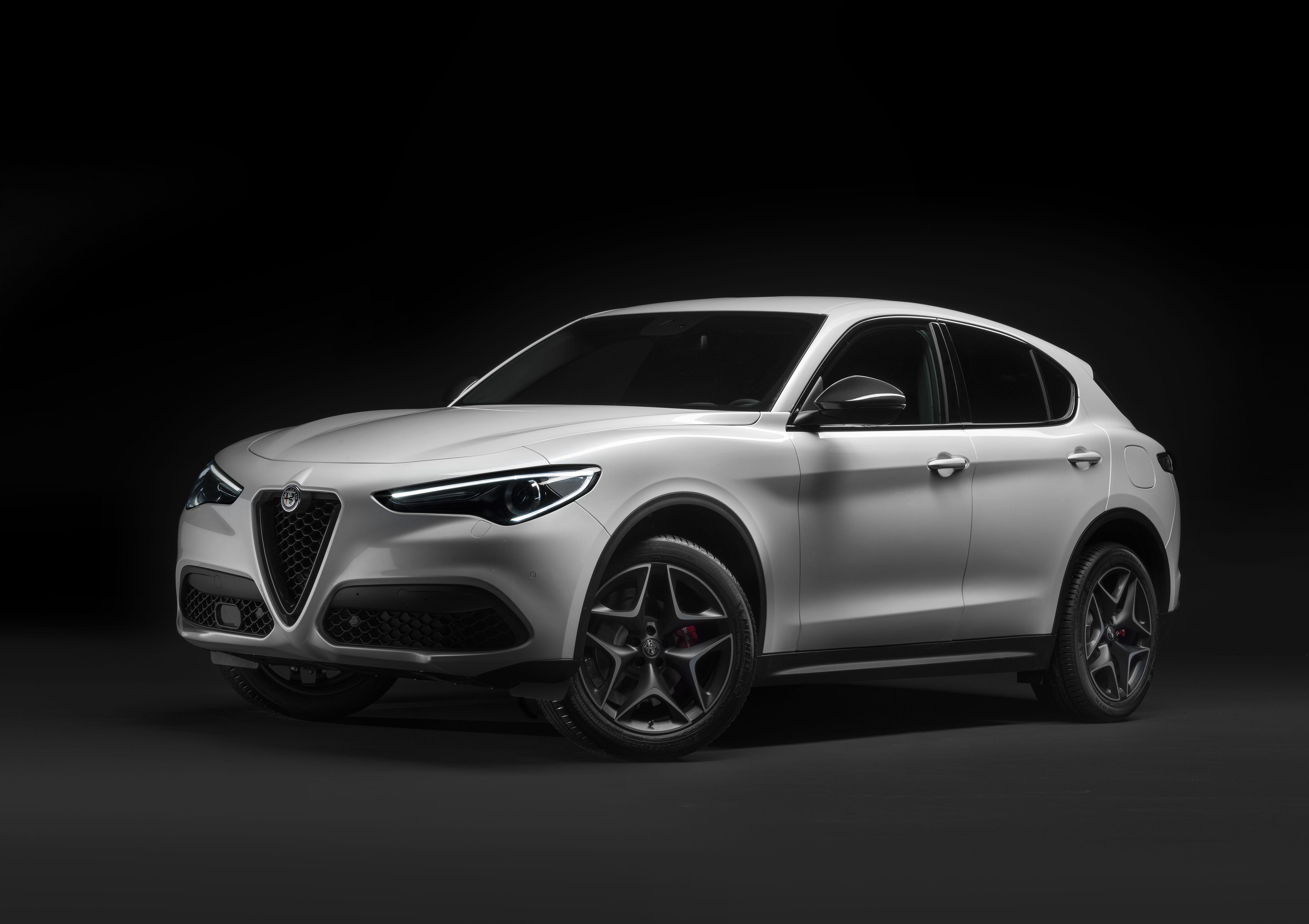 2019 Alfa Romeo Stelvio Ti Euro Spec Top Speed Alfa Romeo Stelvio Alfa Romeo Alfa Romeo 8c