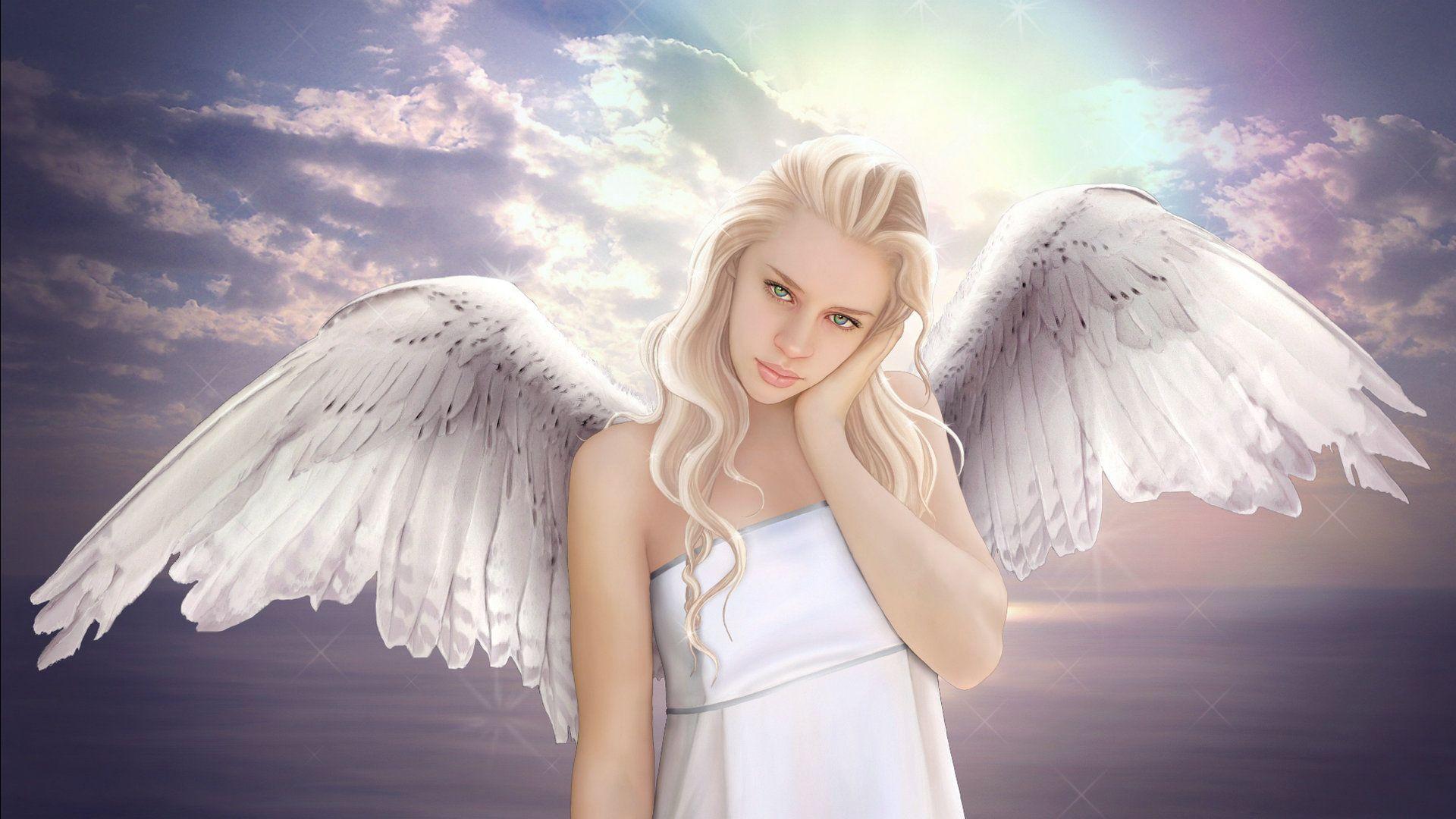 beautiful angels wallpapers beautiful blonde angel hd