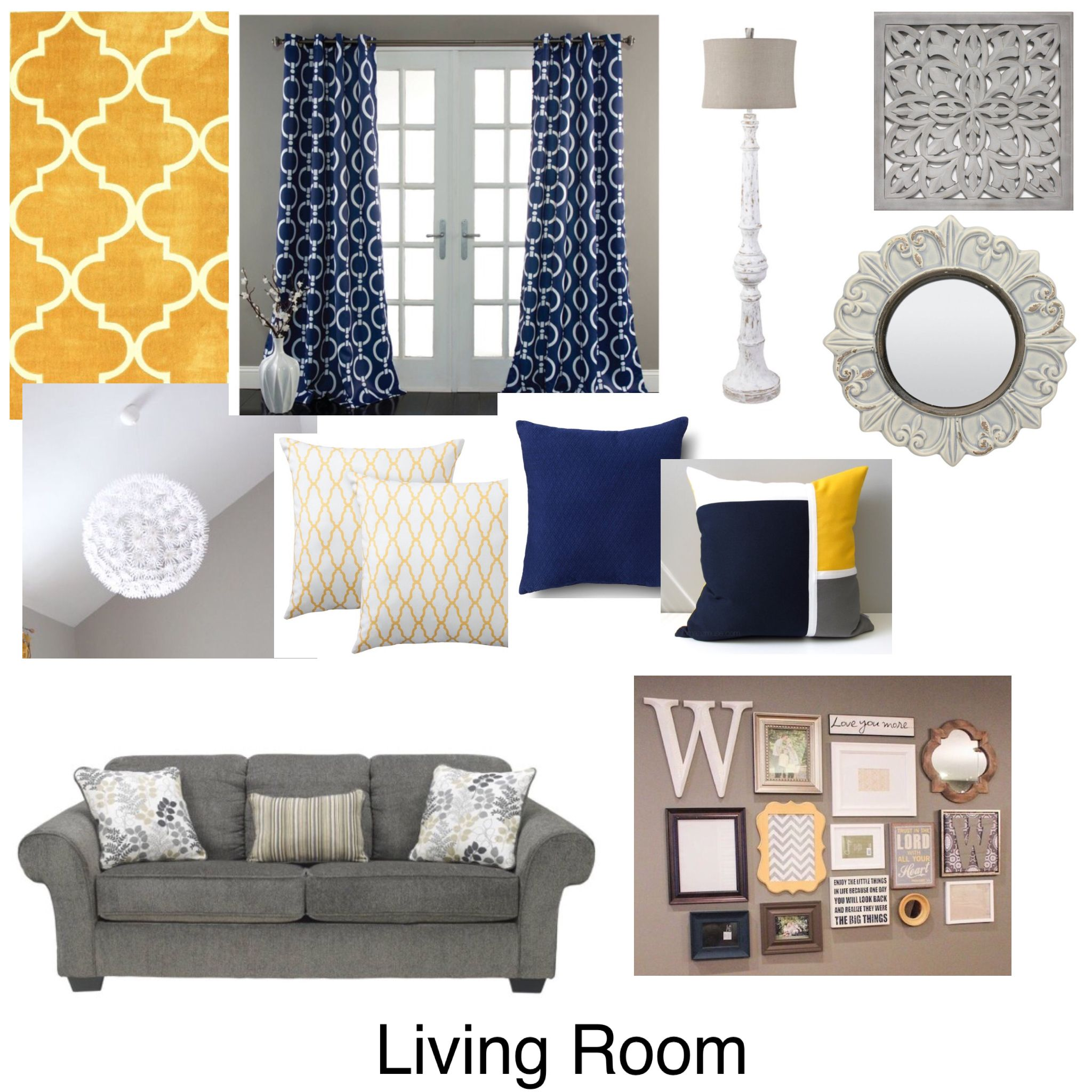 Home Decor On A Budget Inexpensive Ways To Decorate Your Home Grey And Yellow Living Room Living Room Grey Yellow Decor Living Room #yellow #grey #and #white #living #room #ideas