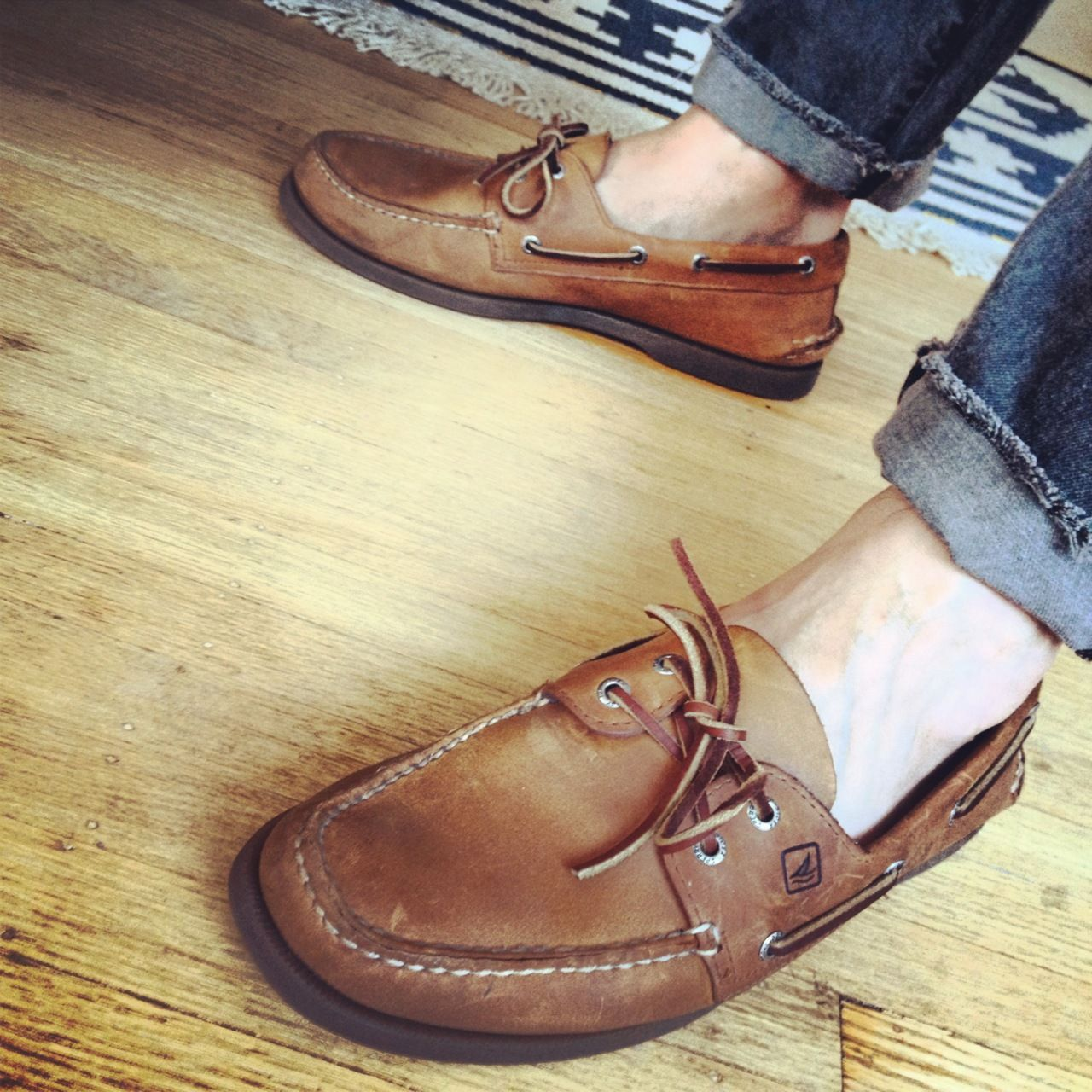 Men's Authentic Original Boat Shoe in Sahara by Sperry | The boat ...