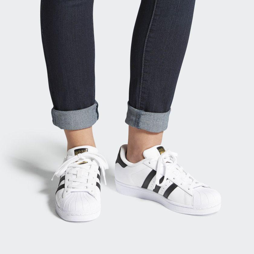reputable site 4d6e5 8796c Size 6.5 Superstar Shoes Cloud White  Core Black  Cloud White C77153