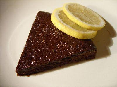 Csiperke blogja: Citromos-csokis brownie - Brownie..