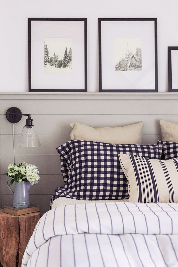 Bedroom 2 Cottage House Flip Reveal Remodel Bedroom Master Bedrooms Decor Country Bedroom
