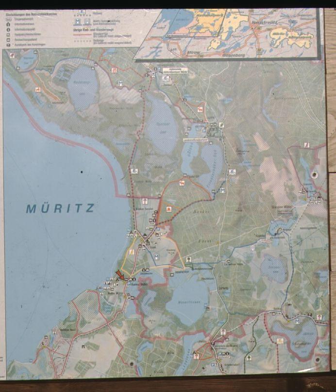 Germania- Muritz pomerania occidentale.