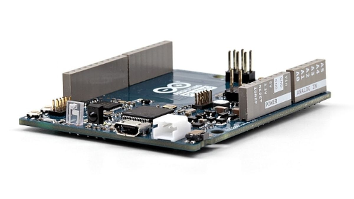 Upcoming Arduino Primo will have Bluetooth, NFC, Wi-Fi, and infrared