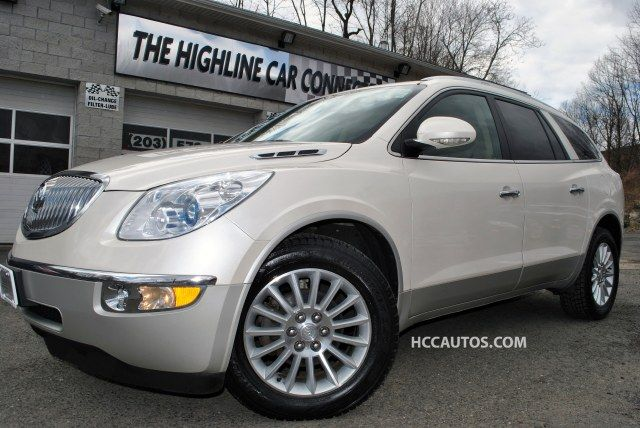 Buick Enclave Awd Cxl 1 2011 In Waterbury Norwich Middletown Ct Highline Car Connection 5159 Buick Enclave Buick Waterbury