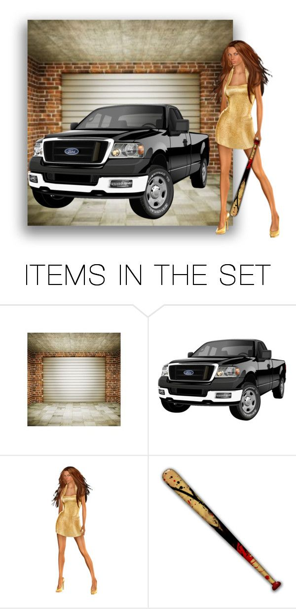 """Carrie Underwood ~ Before He Cheats"" by sjlew ❤ liked on Polyvore featuring art"