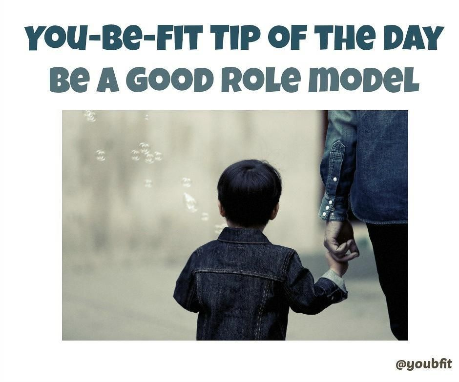 Be a good role model for your family by eating healthy (fruits vegetables whole grains and low fat foods) and exercising.  Feel free to message me if you or a friend ever have any fitness-related questions. #youbfitip . . . . . #successful #fitfamily #fitspo #gobig #fit #dontgiveup #fitlife #bestoftheday #dreamer #dreambig #achievegoals #takerisks #bigjonfitness #fitnessmotivation #fitnesslifestyle #girlswholift #girlswithmuscle #godisgood #life #jesus #failure #pain #saved #grace…